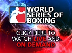 World Series of Boxing Live TV